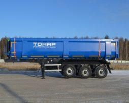 Самосвальный полуприцеп Тонар 32 м3