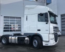 DAF FT XF 105.460 механика