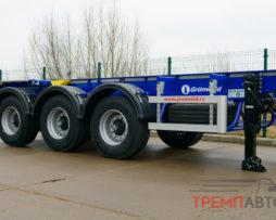 Танк-контейнеровоз 20-30 Ft GRUNWALD