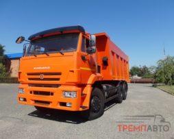 Самосвал КАМАЗ 6520 кузов 16 м3