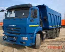 Самосвал КАМАЗ 6520 кузов 20 м3