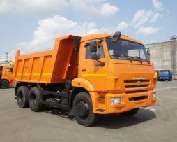 Самосвал КАМАЗ 65115 кузов 10 м3