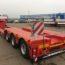 Трал Faymonville MAGAMAX 3 оси 7,5 м с передним заездом